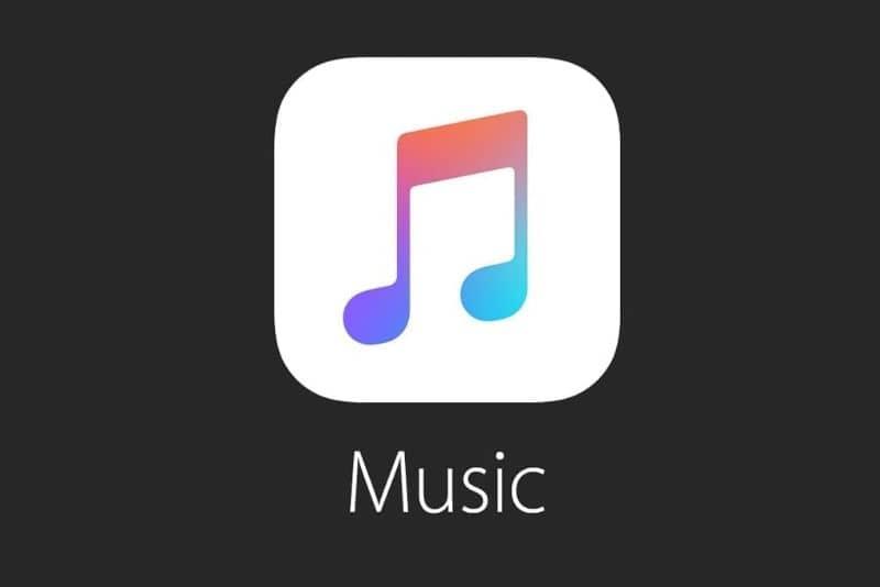 logo app music