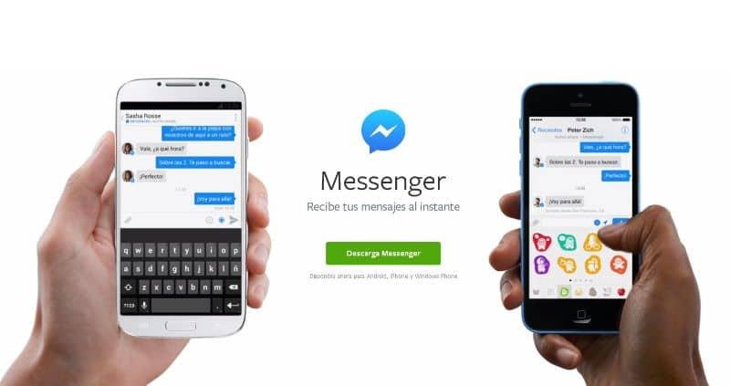 chat de facebook messenger