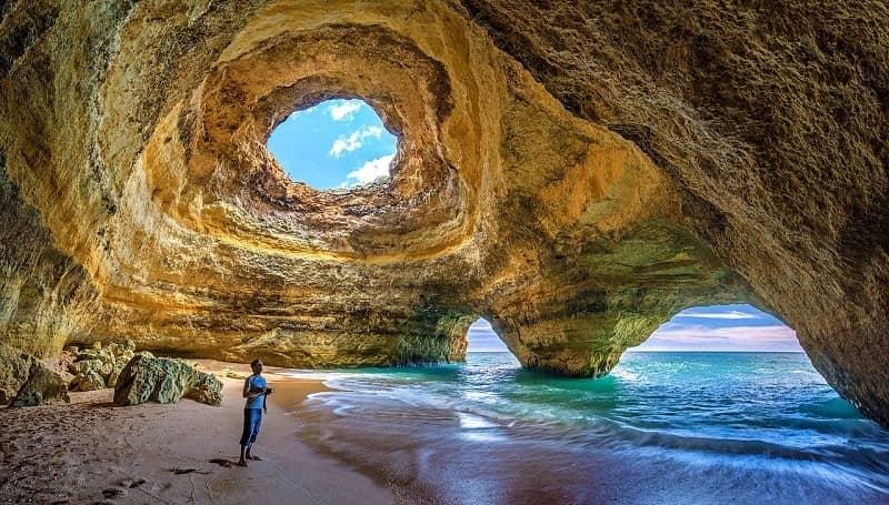 cueva mar