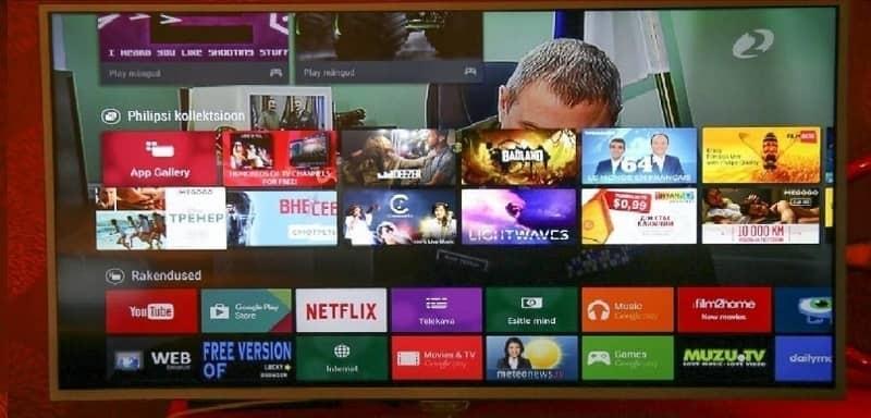 netflix en smart tv