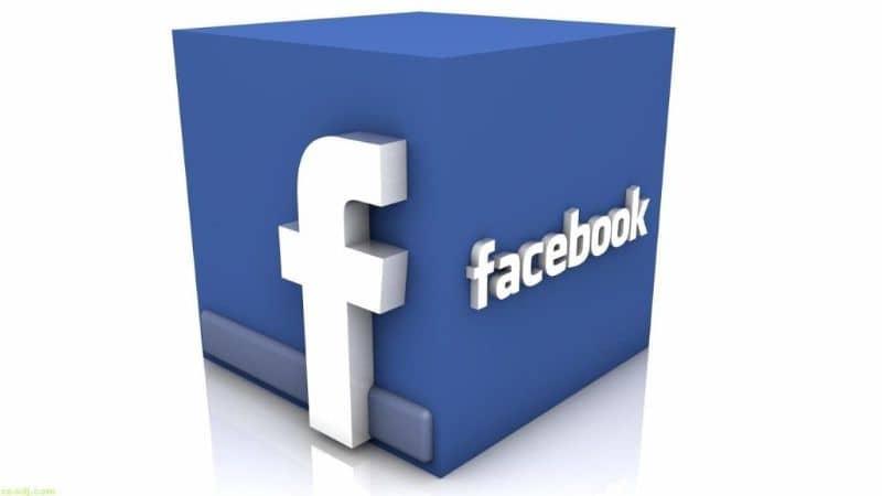 facebook cubo 3d