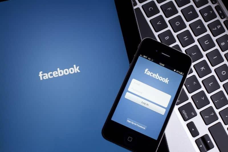 inicio sesion facebook movil