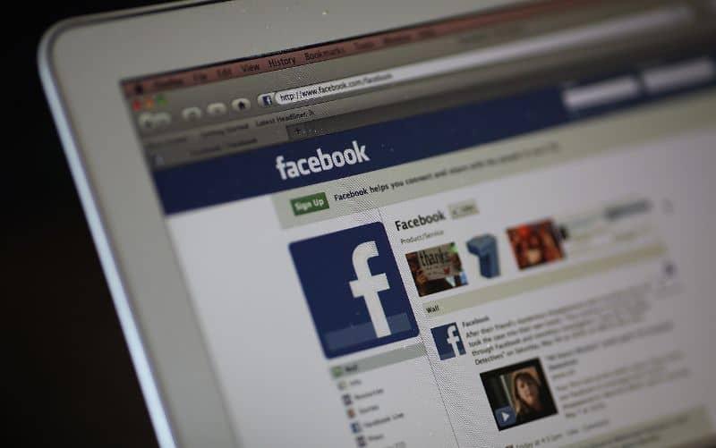 perfil facebook vista pc