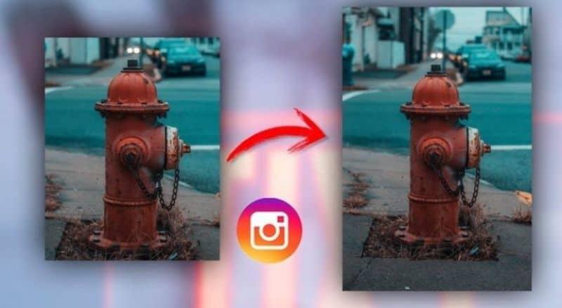 foto hidrante sin recortar instagram