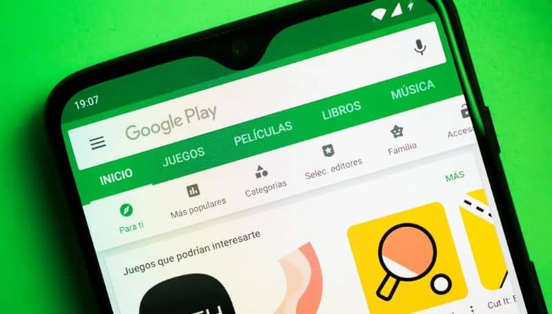 movil play store abierta