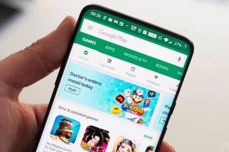 play store aplicaciones