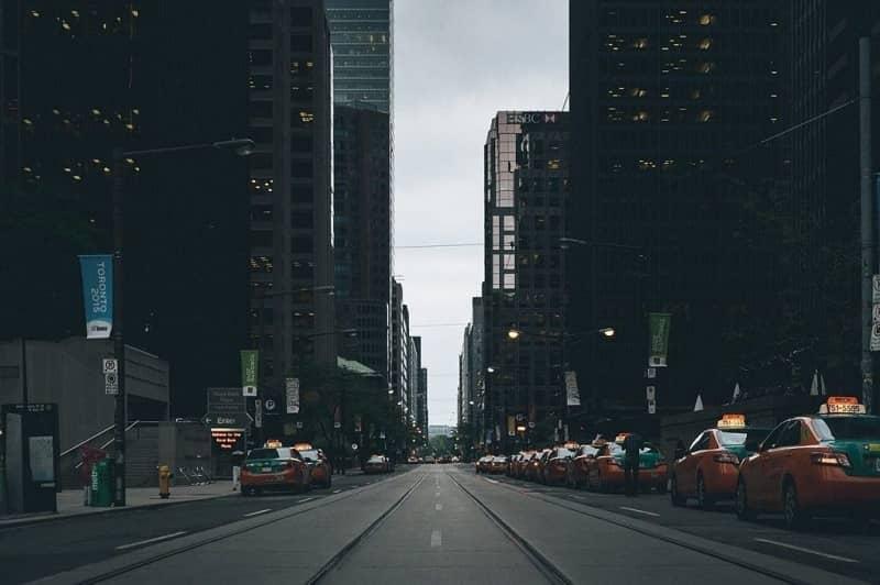 uber servicio de transporte