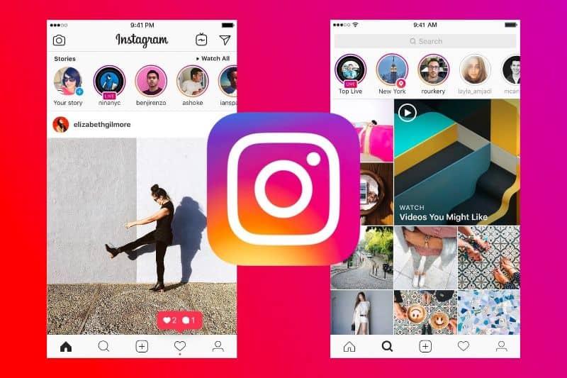 historias de instagram movil