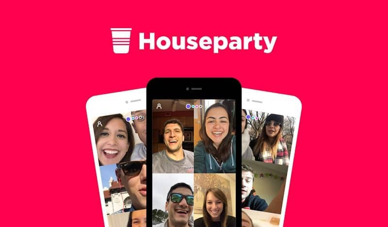 registrarse houseparty