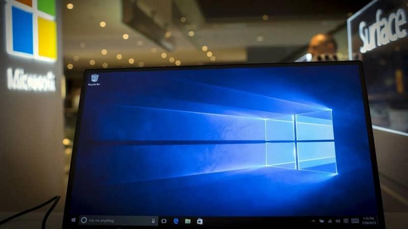 cambiar a gusto los iconos de Windows 10