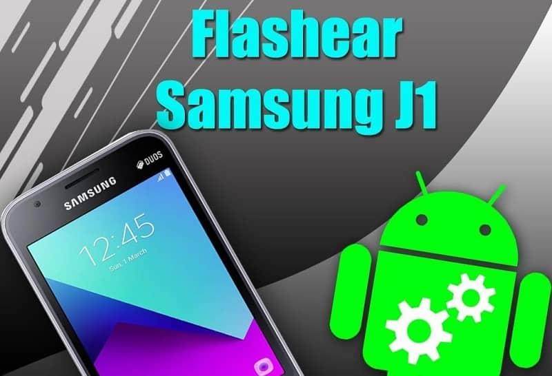 flashear samsung j1