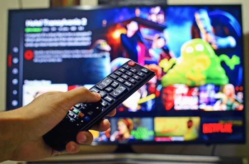series netflix smart tv