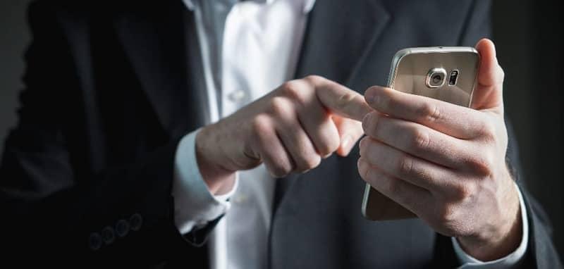 no llegan mensajes enviado en Messenger