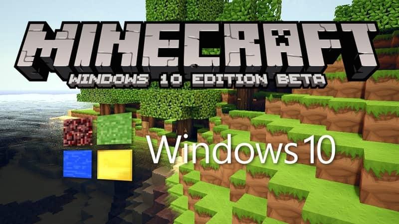 jugar minecraft windows