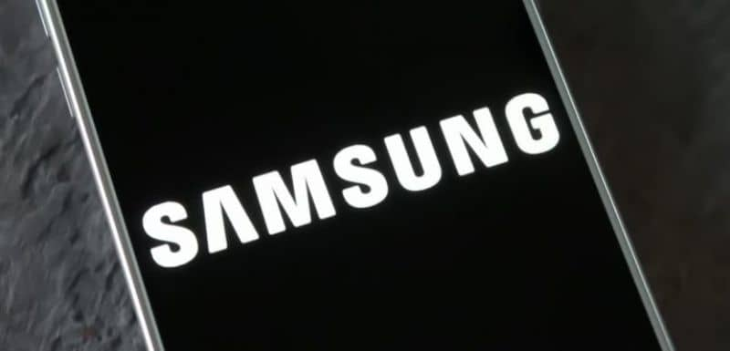 movil samsung nuevo pantalla encendido