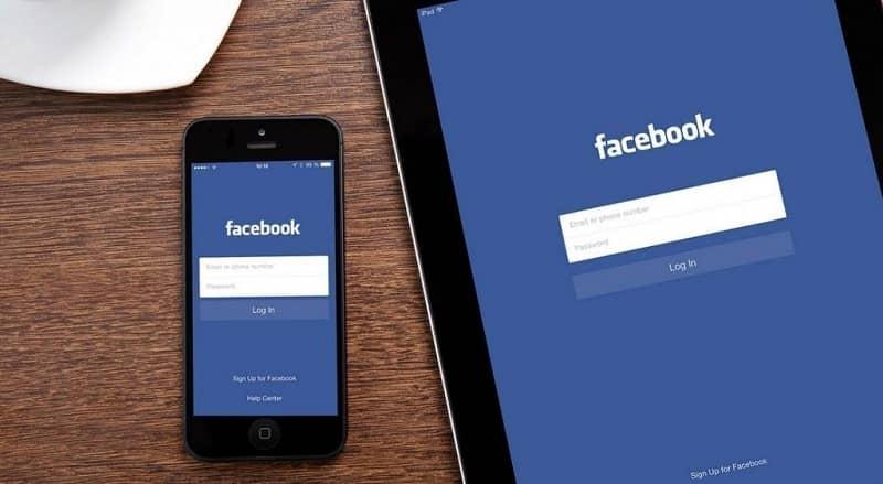 movil tablet facebook
