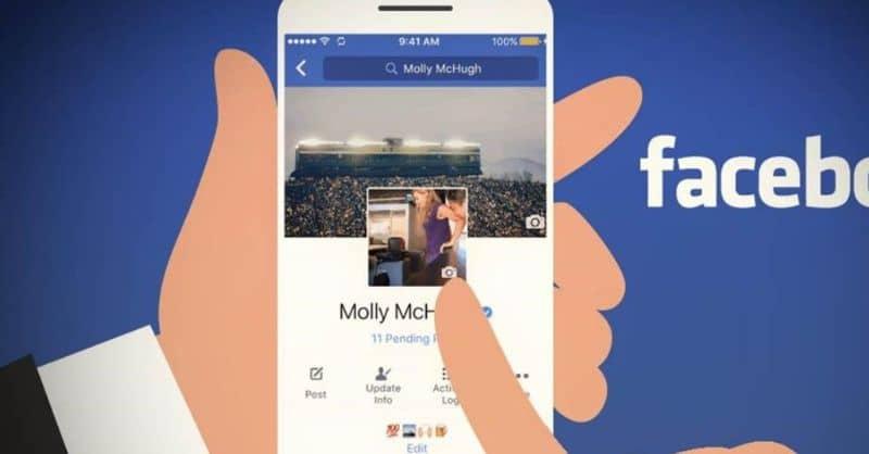 perfil facebook personalizacion