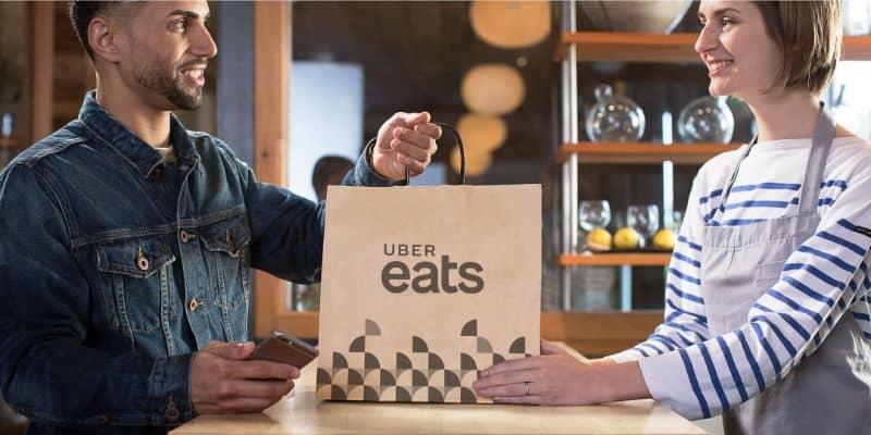 personas bolsas uber eats