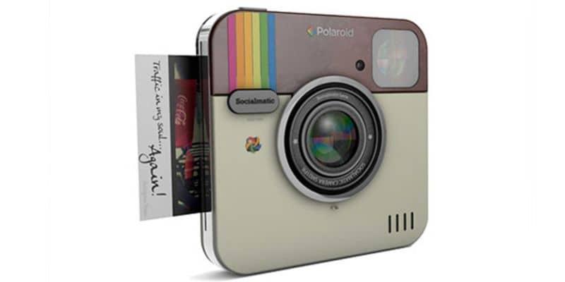 polaroid instantanea foto