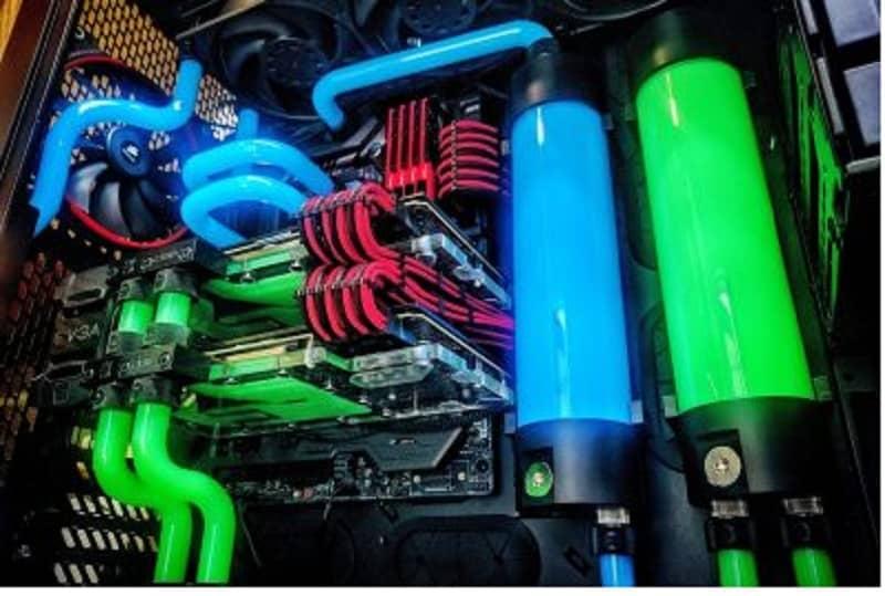 refrigeracion liquida en computador