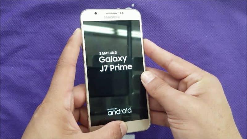 rootear samsung galaxy j7 prime