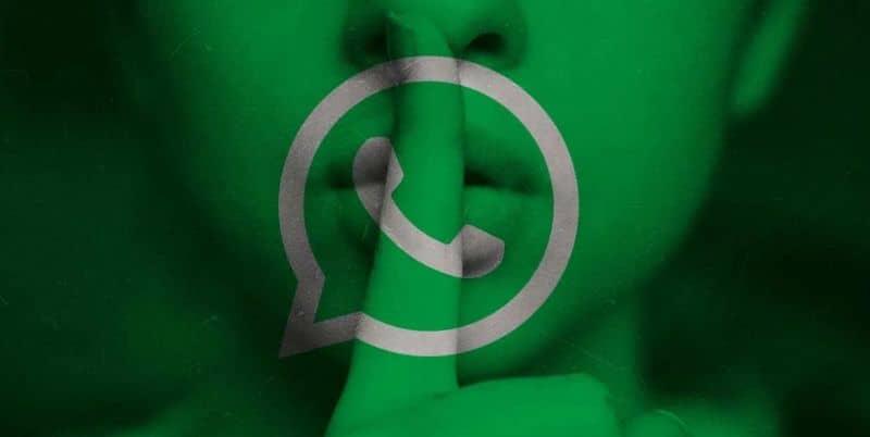 silencio whatsapp