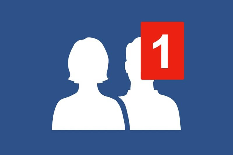 solicitud amistada facebook