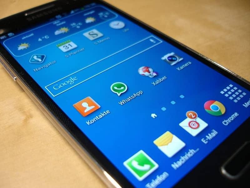 aplicación de whatsapp estados