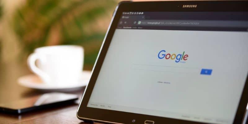 tablet con google chrome