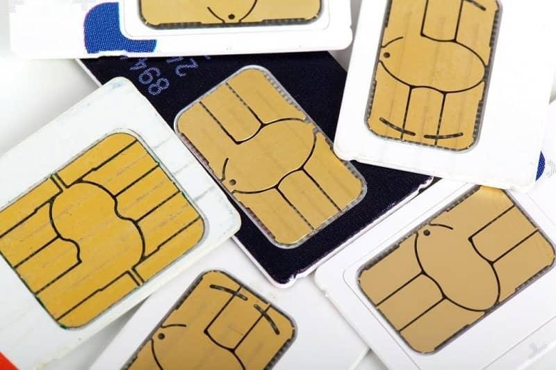 tarjetas sim para celular