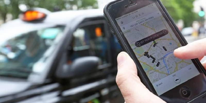 eliminar historial viajes uber