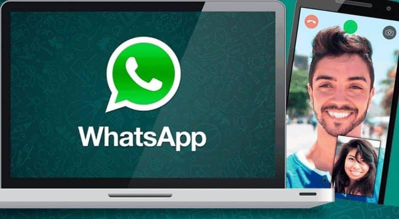 videollamada whatsapp personas