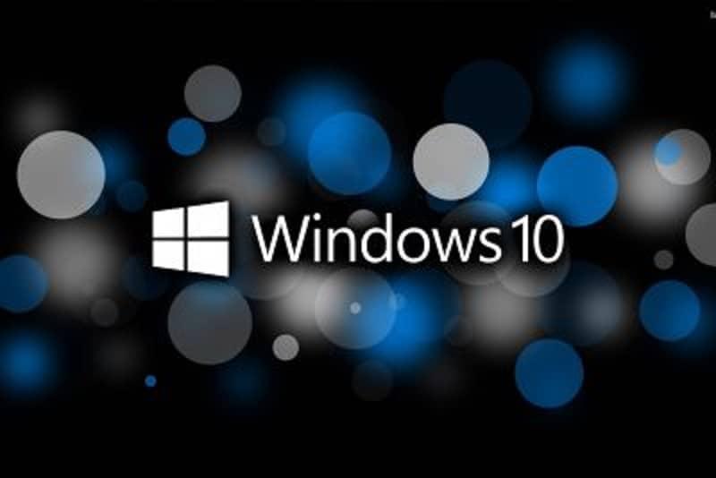 windows 10 luces