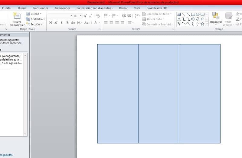 elaborar folleto powerpoint