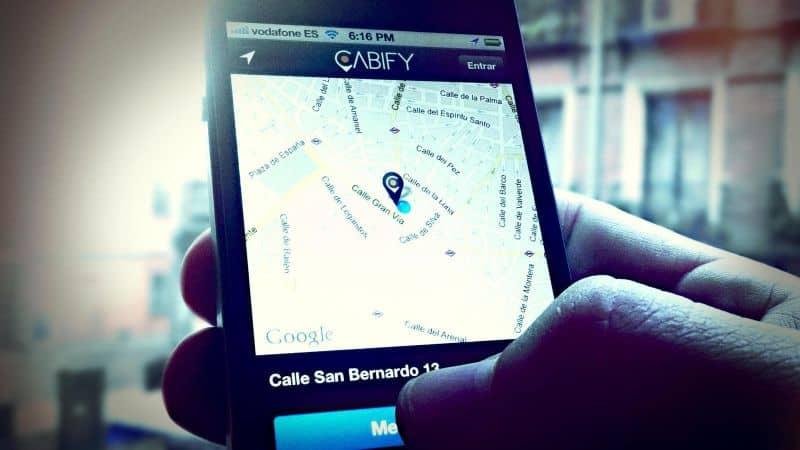 cabify gps