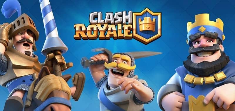 nueva versión Clash Royale