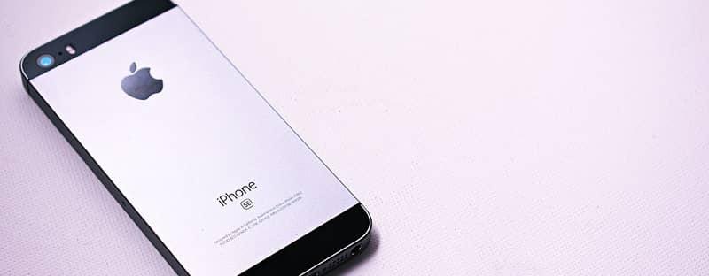 carrier en iPhone