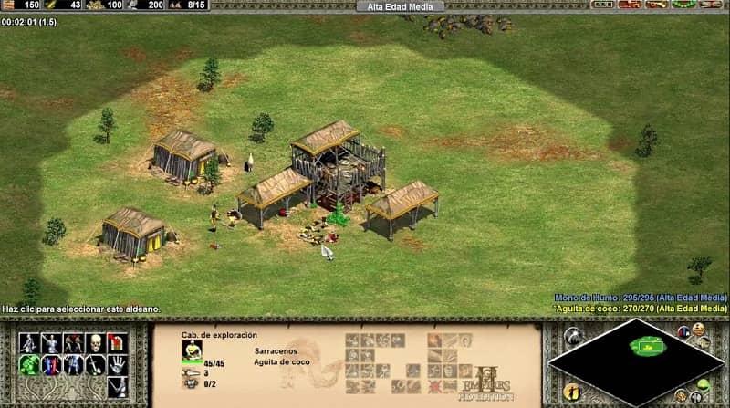 cabanas juego