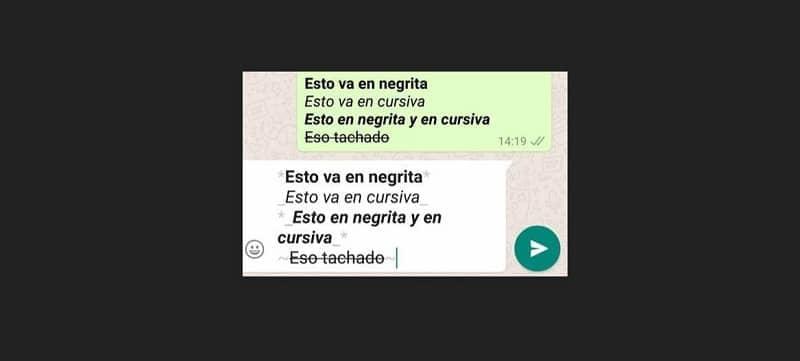 poner negrita whatsapp