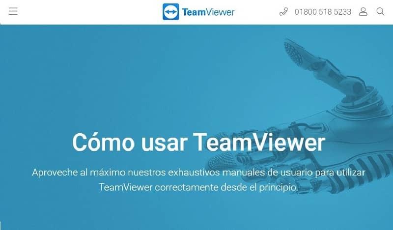 error en TeamViewer