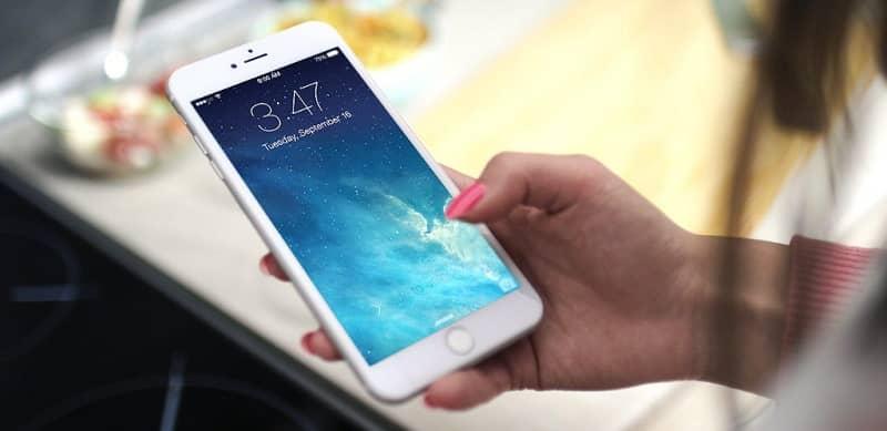 habilitar los datos móviles Claro
