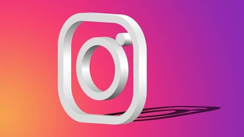 instagram modelo 3d