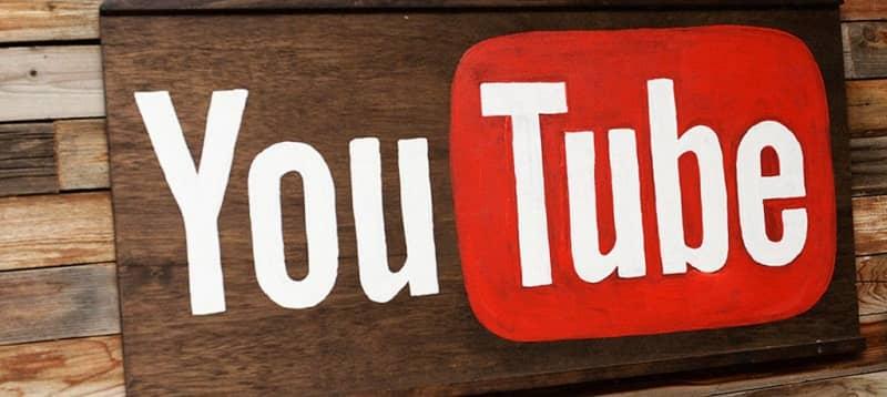 logo de la pagina de youtube