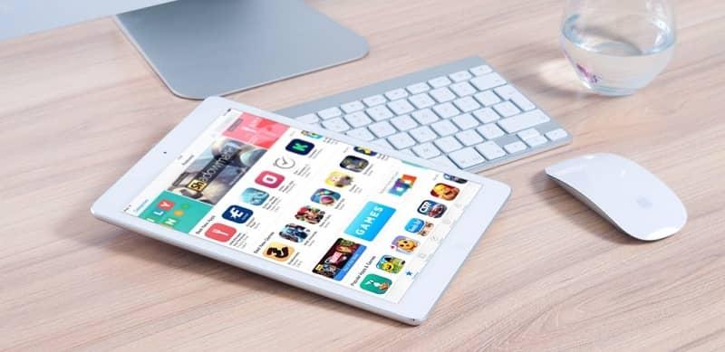 operador en iPhone