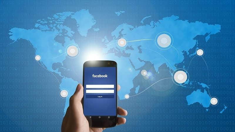 iniciar sesion en facebook en cualquier parte del mundo
