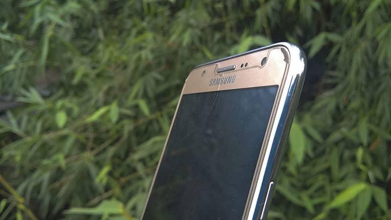 LED de tu Samsung J7
