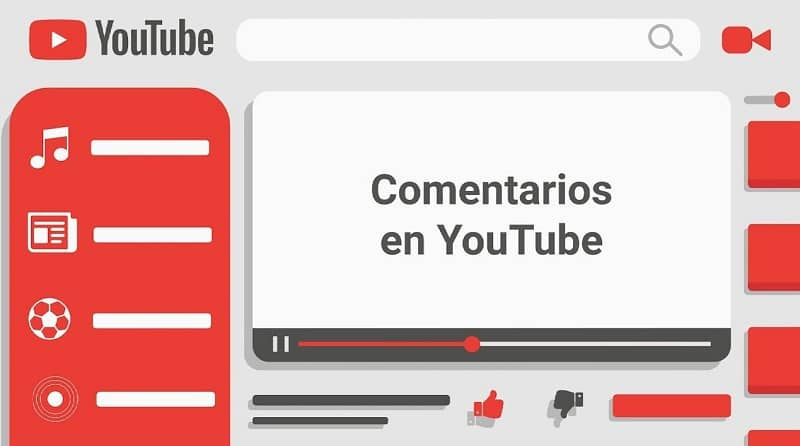 pagina web de youtube