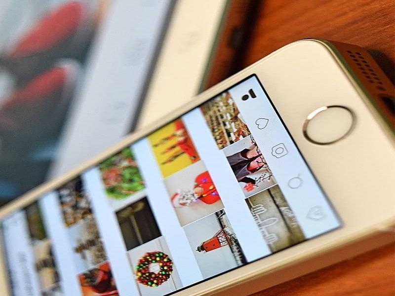 Instagram en tu Android