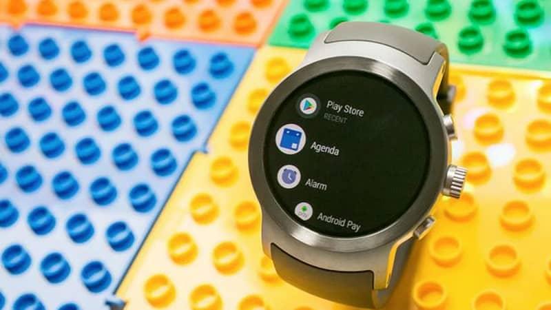 smartwatch con aplicaciones