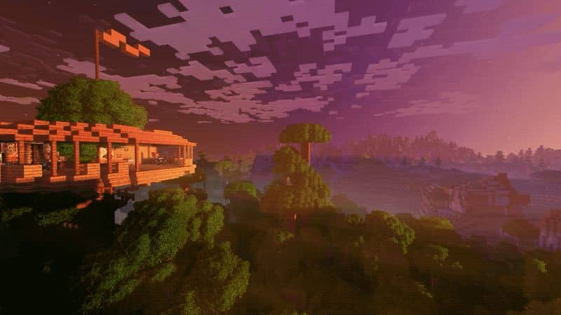 grafico minecraft pc